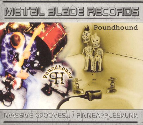 Massive Grooves from the Electric Church/Pineappleskunk