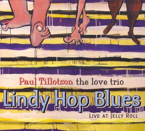 Lindy Hop Blues: Live at Jelly Roll