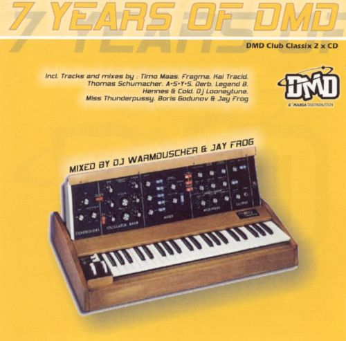 7 Years of DMD