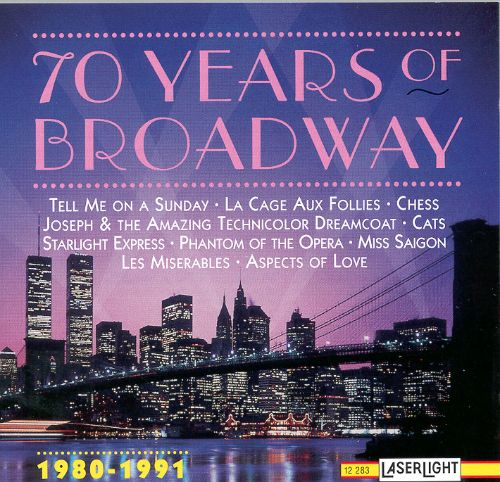 70 Years of Broadway, Vol. 5