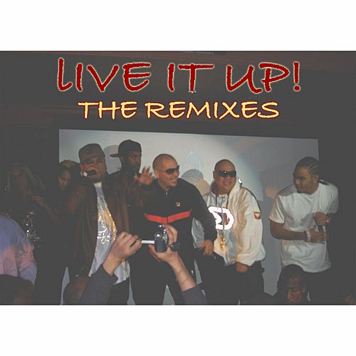 Live It Up!: The Remixes