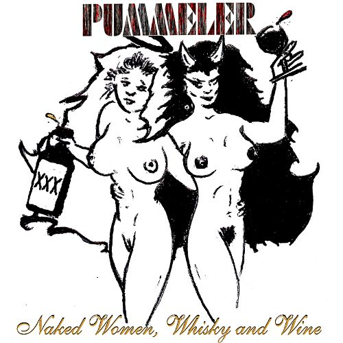 Naked Women, Whisky and Wine