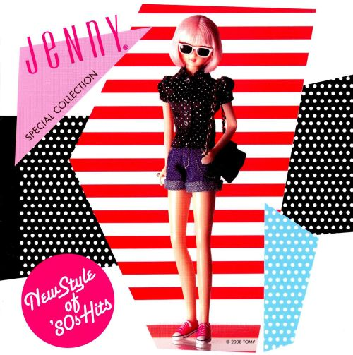 Jenny Special Collection: New Style of '80s Hits