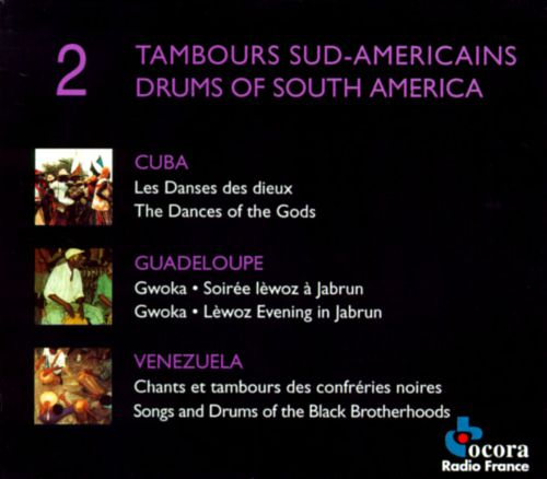 Drums of South America