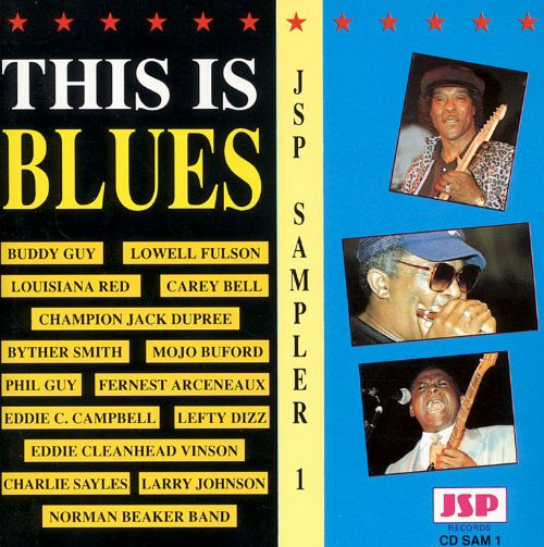 This Is Blues, Vol. 1