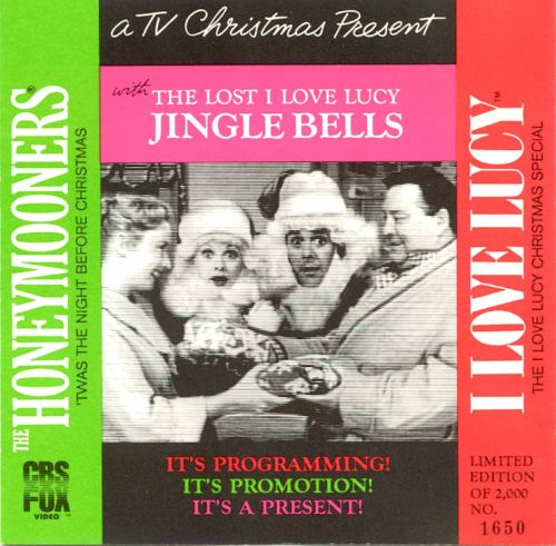A TV Christmas Present: The Honeymooners/I Love Lucy