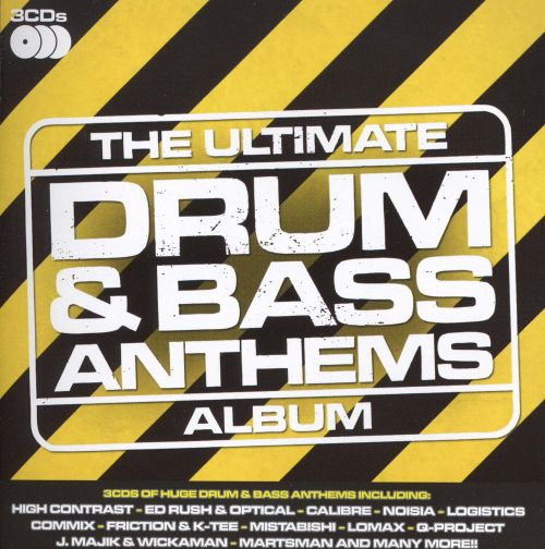 The Ultimate Drum & Bass Anthems Album