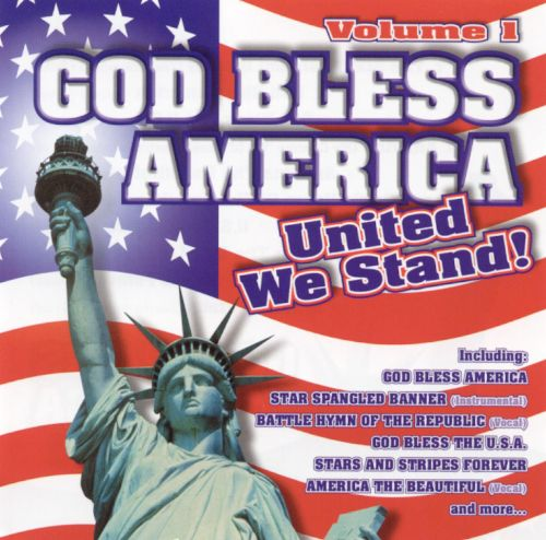 God Bless America: United We Stand, Vol. 1