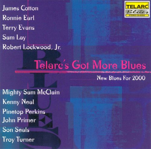 Telarc's Got More Blues