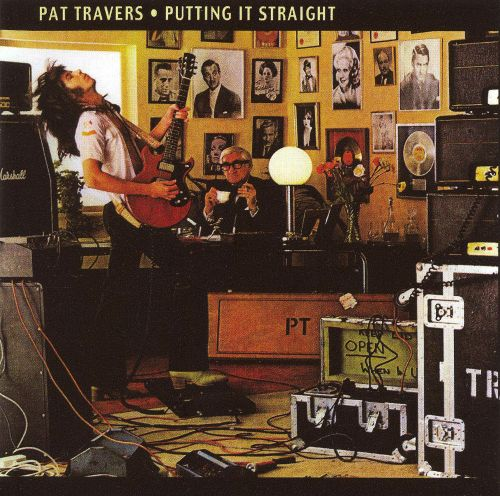 putting it straight pat travers songs reviews