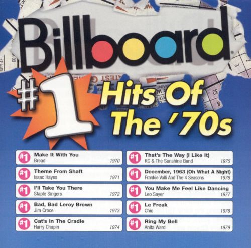 Billboard 1 Hits Of The 70s
