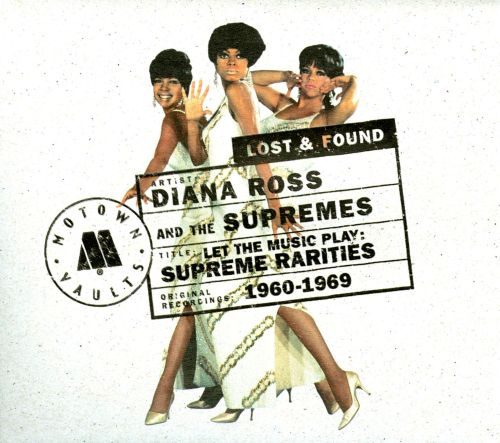 Supreme Rarities: Motown Lost and Found