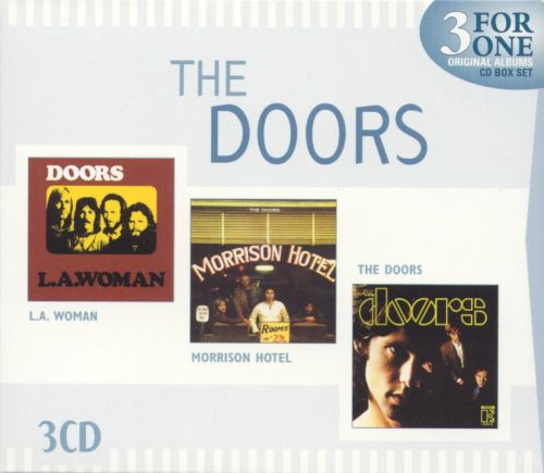 L.A. Woman/Morrison Hotel/The Doors