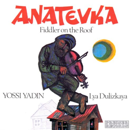 Anatevka (Fiddler On The Roof Sung In German) ...