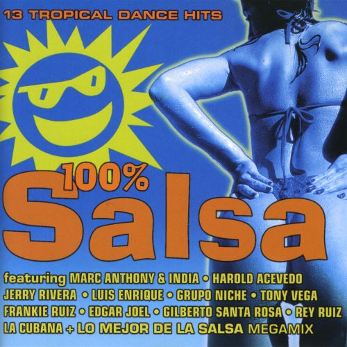 100% Salsa, 13 Tropical Dance Hits