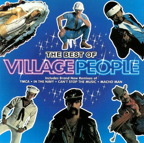 The Best of Village People [Massive]