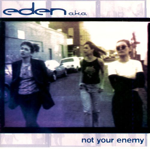 Not Your Enemy [CD5/Cassette Single]