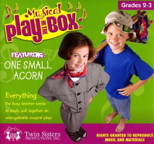 Musical Play in the Box: 2nd-3rd Grades