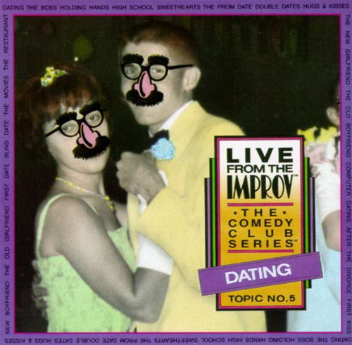 Live from the Improv: The Comedy Club Series: Dating