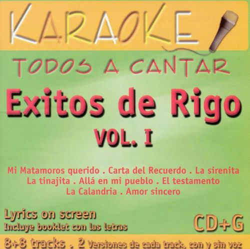 Exitos de Rigo, Vol. 1