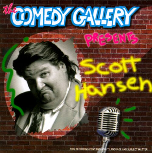 At the Comedy Gallery