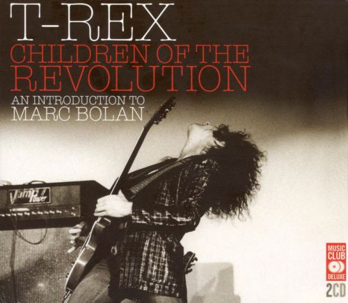 Children of the Revolution: An Introduction to Marc Bolan