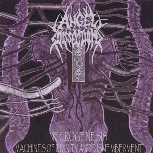 Necrogenesis: Machines of Divinity and Dismemberment