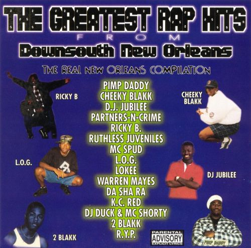 Real New Orleans Compilation