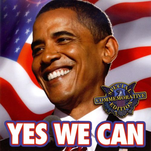 Yes We Can [Turn Up the Music]