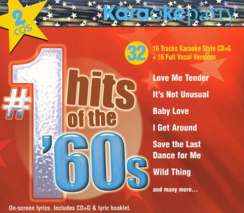 Karaoke Party: #1 Hits of the 60s
