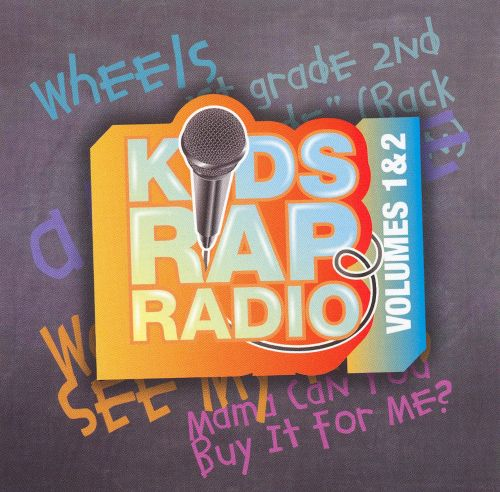 Kids Rap Radio, Vols. 1-2