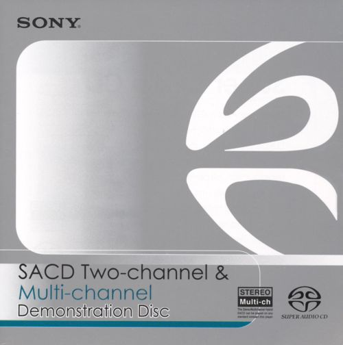 SACD Stereo and Multichannel Demonstration Disc
