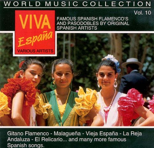 Greetings from spain various artists songs reviews credits greetings from spain m4hsunfo