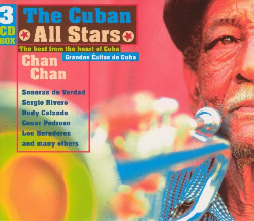 Cuban All Stars: The Best from the Heart of Cuba