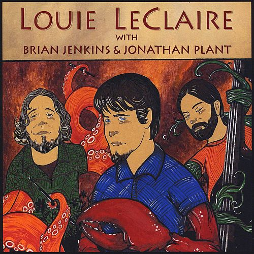 Louie Leclaire with Brian Jenkins & Jonathan Plant