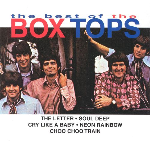 The Best of the Box Tops BMG Germany The Box Tops