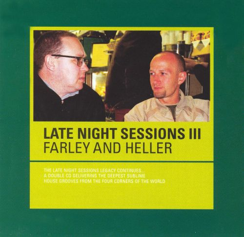 Ministry of Sound Late Night Sessions III