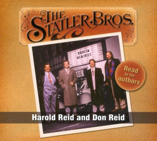 Read by the Authors: Harold Reid and Don Reid