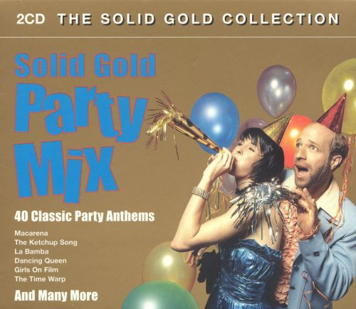 Solid Gold Party Mix