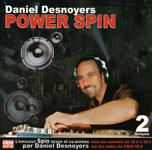 Power Spin, Vol. 2