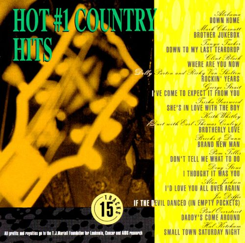 Hot #1 Country Hits