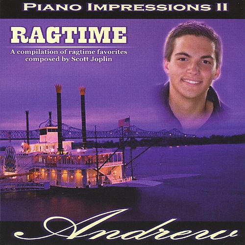 Piano Impressions II: Ragtime