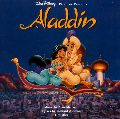 aladdin original motion picture soundtrack alan menken songs reviews credits allmusic. Black Bedroom Furniture Sets. Home Design Ideas