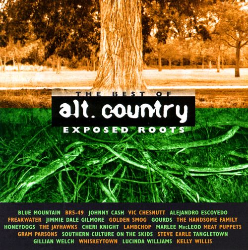 Exposed Roots: Best of Alt. Country