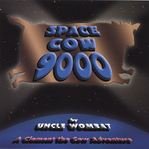 Space Cow 9000