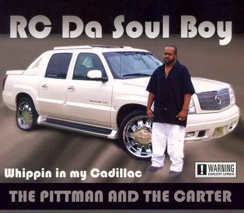 The Pittman And The Carter: Whippin In My Cadillac