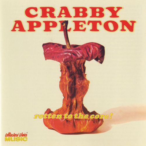 Crabby appleton cartoon