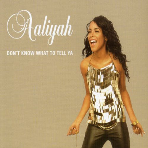 Don't Know What to Tell Ya [UK CD]