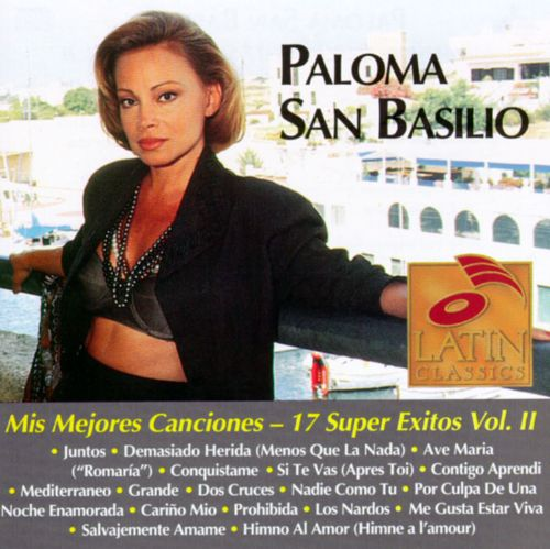 Mis Mejores Canciones 17 Super Exitos Vol 2 Paloma San Basilio Songs Reviews Credits Allmusic