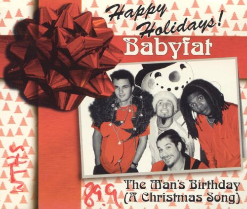 The Man's Birthday (A Christmas Song)